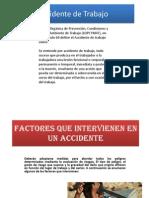 Factores Que Intervienen en Un Accidente
