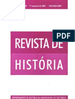 Revista de História- Magia em SP