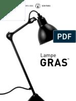 Catalogue Lampe Gras
