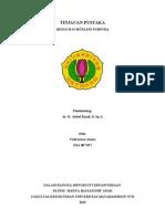 Referat Henoch Schonlein Purpura