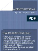 Om 16 Trauma Dentoalveolar