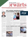 Niedersachsen-Vorwärts September 2013