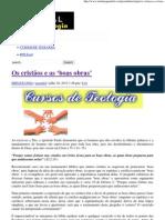Os cristãos e as 'boas obras' _ Portal da Teologia.pdf