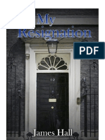 My Resignation by James Hall