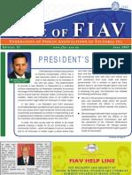 Fiav-Newsletter June 2009