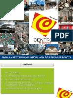 Plan Zonal Centro