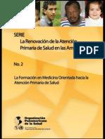 APS-Formacion Medicina Orientada APS