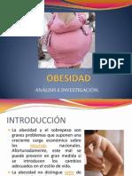 Analisis de Obesidad