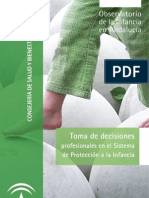 MOLINA Toma de decisiones profesionales en el Sistema de Protección a la Infancia