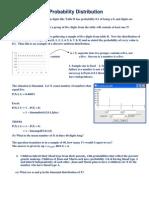 Probability Distribution Homework Help1