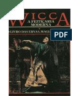 capa do, livrofeitiçaria moderna