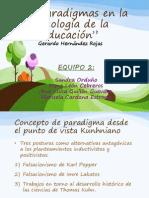 Los paradigmas en la psicolog�a de la educaci�n.pptx