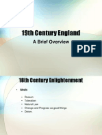 19 Th Century chronology