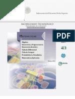 Matematicas Acuerdo 653 2013