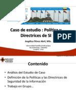 Estudio de Caso Políticas de SI