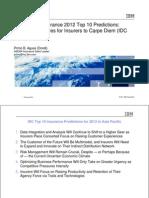01-Asia Pacific Insurance 2012 Top 10 Predictions