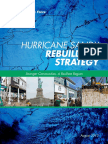 Hurricane Sandy Rebuilding Strategy