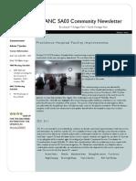 ANC 5A03 Summer Newsletter