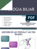 Patologia Biliar Expo
