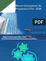 2. Marco Conceptual de Proyectos CTeI - SGR