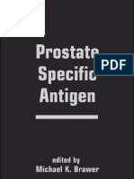 [Brawer] Prostate Specific Antigen