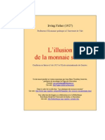 Irving Fisher_L'Illusion de La Monnaie Stable