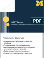 DART Project Organization