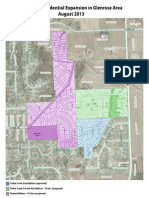 Glenrose Area Development Map Aug2013