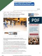 Piura_ Adolescentes Buscan Refugio Afectivo en La Ruleta Sexual _ LaRepublica