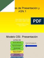 Funciones de Presentación y ASN.1