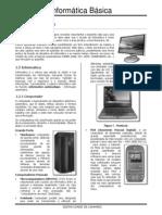 Apostila de Informática - Técnico em Informática -Conde de Linhares