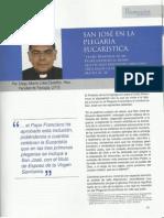 San José en la Plegaria Eucaríastica - P.Diego Uribe