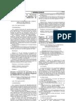 DIRECTIVA 001-2013-TRI-INDECOPI - Régimen de notificación de actos administrativos y otras comunicaciones emitidas en INDECOPI