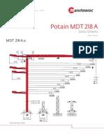 MDT218AJ10 Data Sheet Imperial