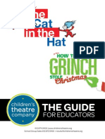 Dr. Seuss Study Guide