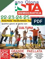 FESTA 2013 PD Fagnano Olona
