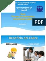 Conmunicion y Concentracion Cobre (Scrib