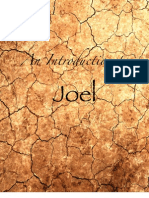 Book of Joel (a study guide)