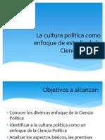 CulturaPolíticaCLASE1