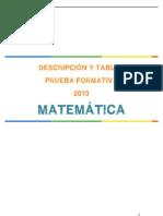 DESCRIPCION-FORMATIVA-MATEMATICA-2013
