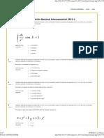 Evaluaciones Inter