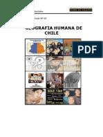 Geografia Humana de Chile Ejercicio