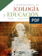 Revista Intercontinental de Psicología y Educación Vol. 15, 2
