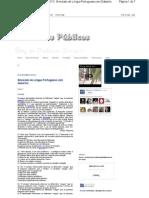 Simulado de Lingua Portugu