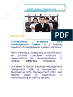 HR Training Brochure
