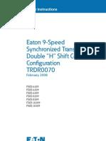 Eaton - 9 Speed