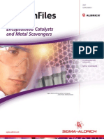 ChemFiles Vol. 7, Supplement I - Encapsulated Catalysts and Metal Scavengers