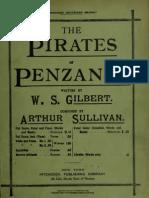 Gilbert &Sullivan -The Pirates of Penzance