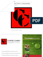 Cortes Corro y Asociado, S.A. de C.V.