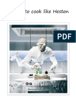 How to Cook Like Heston-2012.Doc